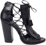 Neil Barrett Leather heels