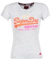 Superdry SUEDE VINTAGE Grey / Pink / Orange