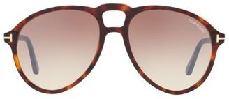 Tom Ford Oval Sunglasses