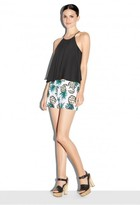 Milly Pineapple Print Short