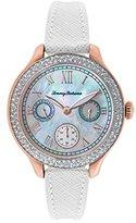 Tommy Bahama RELAX Women's 10018363 Waikiki Dream (Land) Analog Display Japanese Quartz White Watch