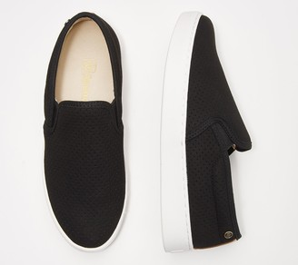 Spenco Orthotic Perforated Slip-On Shoes - Celine