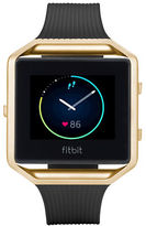Fitbit Blaze Accessory Fitness Tracker Goldplated Stainless Steel Band