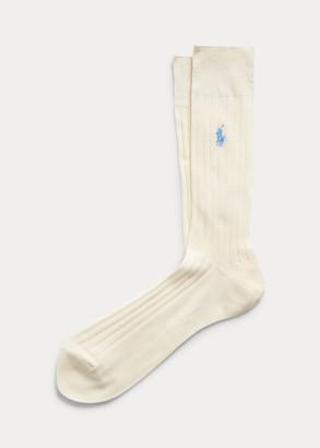 Ralph Lauren Egyptian Cotton Dress Socks