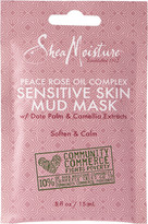Shea Moisture SheaMoisture Peace Rose Sensitive Skin Mud Mask Packette