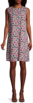 Thumbnail for your product : M Missoni Floral Sleeveless Dress