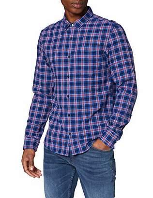 Q/S designed by Men's 47.001.21.8222 Casual Shirt,Medium