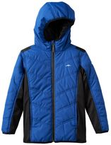 Pacific Trail Boys 4-7 Hooded Midweight Quilted Jacket