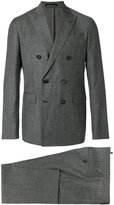 DSQUARED2 classic double-breasted suit - men - Polyester/Viscose/Virgin Wool - 46