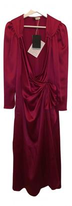 ATTICO Pink Polyester Dresses