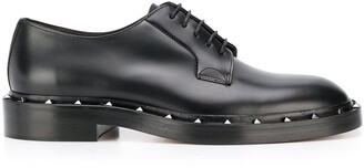 Valentino Rockstud Derby shoes