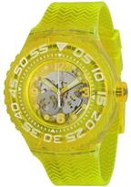 Swatch Lemon Profond Collection SUUJ101 Women's Analog Watch