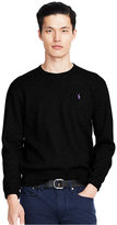 Polo Ralph Lauren Cotton Crew-Neck Sweatshirt
