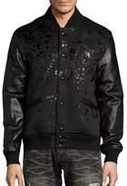 PRPS Break Even Varsity Jacket