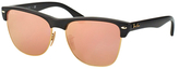Ray-Ban Oversized Flash Clubmaster Frame