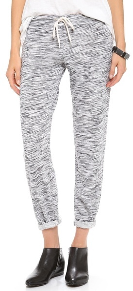 Monrow Cosmic French Terry Vintage Sweatpants