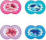 Mam Camo Age 16M+ Orthodontic Pacifier (Set of 2)