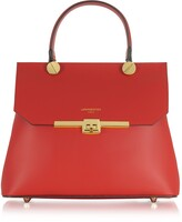 Le Parmentier Atlanta Top Handle Satchel Bag
