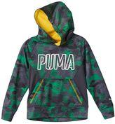 Puma Boys 4-7 Digital Camouflage Hoodie