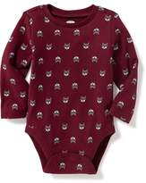 Old Navy Printed Jersey Bodysuit for Baby