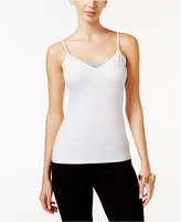 Thalia Sodi Lace-Trim Camisole, Only at Macy's