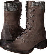 Timberland Whittemore Fabric and Leather Lace-Up