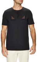Fendi Cotton Embellished T-Shirt