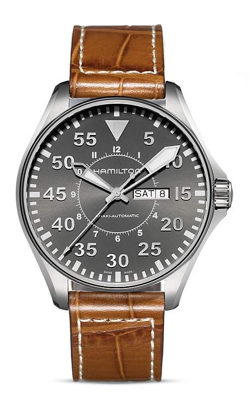 Hamilton Khaki Pilot Automatic Watch, 46mm