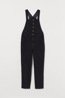 H&M Denim Overalls - Black