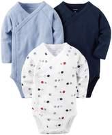 Carter's Baby Boys Multi-Pk Bodysuits 126g253