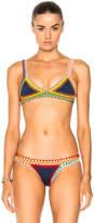 Kiini Tasmin Poly-Blend Bikini Top