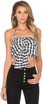 KENDALL + KYLIE Knot Front Halter