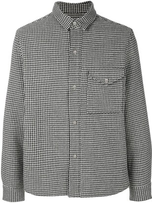 Ami Snap-Buttoned Overshirt