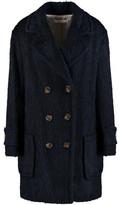 See by Chloe Brushed Twill Coat