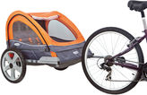 Asstd National Brand InStep Quick N EZ Double Bicycle Trailer