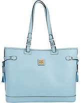 Dooney & Bourke As Is Saffiano Leather Double Strap Bag