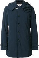 Peuterey hooded coat - men - Polyamide/Polyester/Spandex/Elastane - M