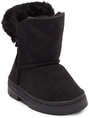 Bebe Faux Fur Lined Winter Boot