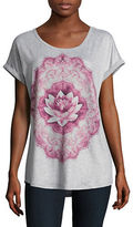Style And Co. Lotus T-Shirt