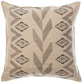 Coral & Tusk Herringbone Diamond 20x20 Pillow