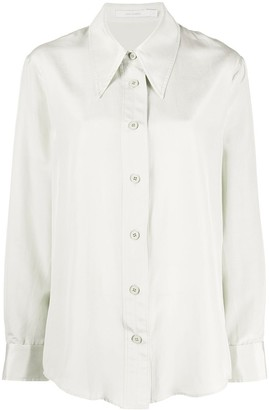 Low Classic Classic Button-Front Shirt