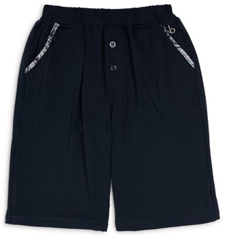 Homebody Kids Contrast Shorts (4-12 Years)
