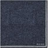 Reiss Craven Silk Pocket Square