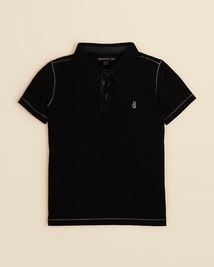 John Varvatos Boys' Knit Polo - Sizes 4-7