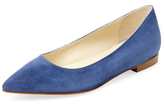 Butter Shoes Pilate Pointed-Toe Flat