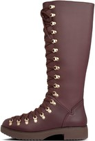 FitFlop Skandi Leather Knee-High Boots