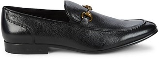 Kenneth Cole Mixed Leather Loafers