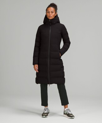 Lululemon Sleet Street Long Jacket