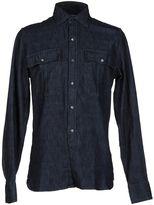 Richard James Denim shirts