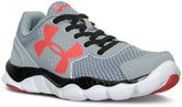 Under Armour Little Boys' Engage BL Velcro Running Sneakers from Finish Line